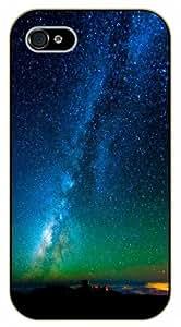 iPhone 5C Nebula sky - black plastic case / Space, star, stars