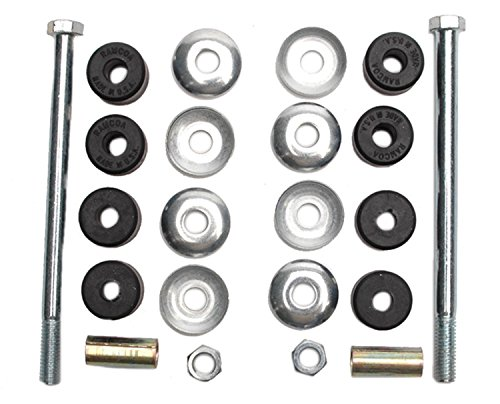 ACDelco 45G0191 Professional Suspension Stabilizer Bar Link Kit with Hardware ()