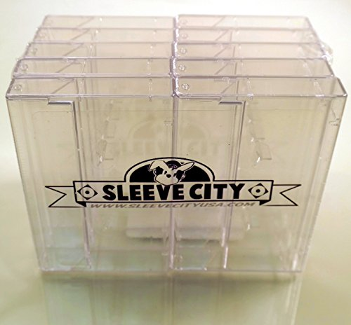 Clear Norelco Cassette Case (1