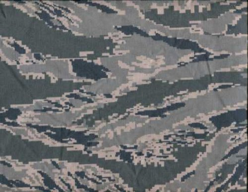 NEW Digital Camo From Quytle -100% Cotton 58