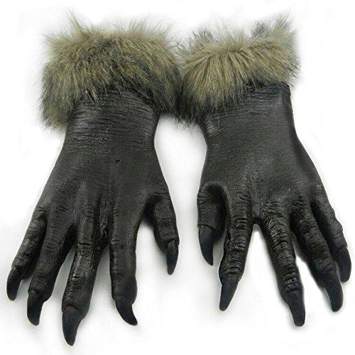 Zombie Devil Vampire Monster Horror Hands Ghost Gloves