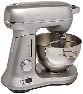 Breville Bem825bal Stand Mixer Silver Amazon Ca Home