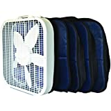 Fan Buddy Washable Air Filter - Made for 20 Box Fan. FILTER ONLY, fan not included (Pack of 4)
