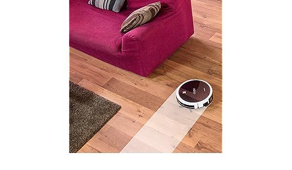 qtimber Robot Aspirador con Mopa y Depósito de Agua Cecoclean Excellence 5040 37 x 57 x 11 cm aspirapolvere portatile, aspirapolvere senza sacco, ...