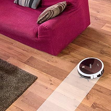 qtimber Robot Aspirador con Mopa y Depósito de Agua Cecoclean Excellence 5040 37 x 57 x