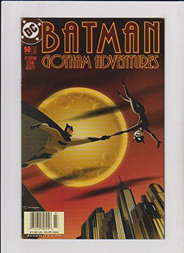 Batman Gotham Adventures - Batman: Gotham Adventures #50