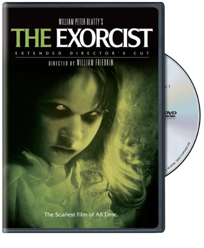 DVD : The Exorcist (Extended Edition, Director's Cut / Edition, AC-3, Eco Amaray Case, Widescreen)