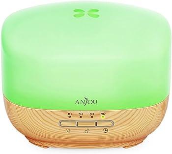 Aromatherapy Diffuser Ultrasonic Humidifier