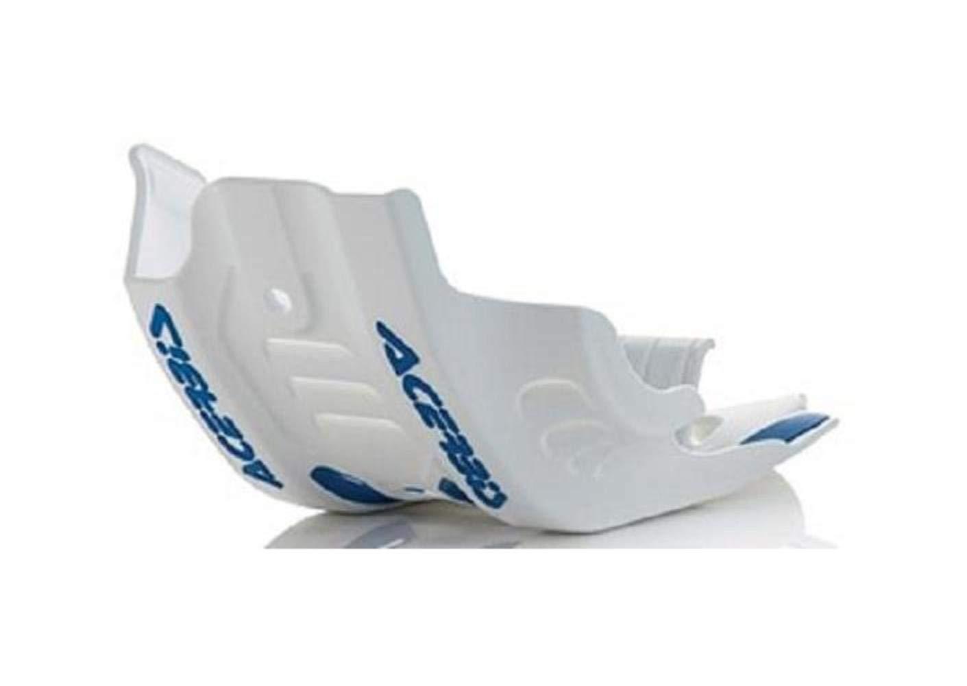 Acerbis Skid Plate 05-19 YAMAHA YZ250 BLUE