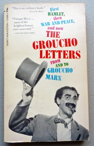 (The Groucho Letters )