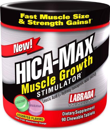 Labrada Nutrition Hica-Max Stimulateur de croissance musculaire, 90-Comte