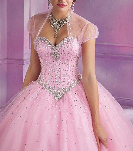 Rosa Damen Pink A Linie LYDIAGS Kleid x1qOwTwv