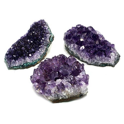 CrystalAge Amethyst Cluster Medium
