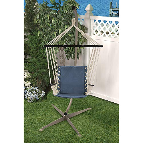 Jur_Global Metro Chair- Denim Blue ()