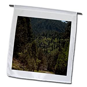 Jos Fauxtographee Realistic - The Beautiful Pine Valley Mountains in Utah with all Its Trees and Splendor - 18 x 27 inch Garden Flag (fl_54216_2)