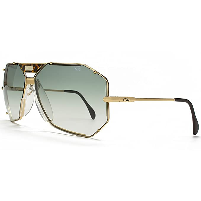 f820bb4adc0 Cazal Legends 905 Aviator Sunglasses in Gold Green 905 097 65 65 Gradient  Green