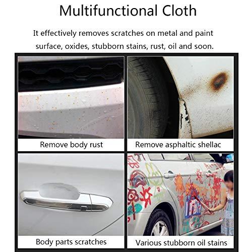 Multipurpose Car Scratch Remover Cloth Magic Paint Scratch