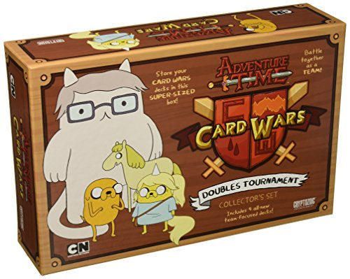 Adventure Time Card Wars Doubles Tournament Card (Adventure Card)