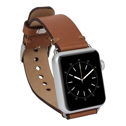 Apple Watch Band, Benito Top-grain Leather Band St…