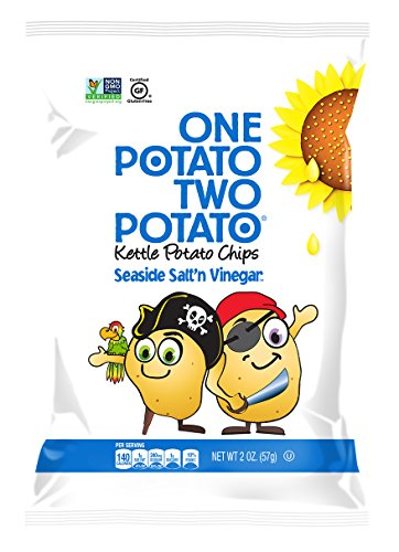salt and sour potato chips - 1