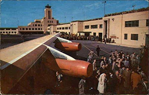 Friendship International Airport Baltimore, Maryland Original Vintage - Airport Baltimore Maryland In