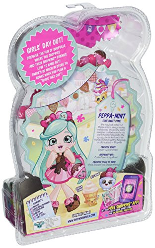 Shopkins Shoppies S2 DollPack Peppa-Mint - http://coolthings.us