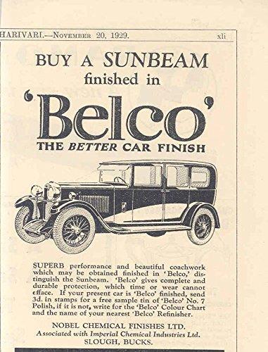 1930-sunbeam-saloon-belco-finish-ad
