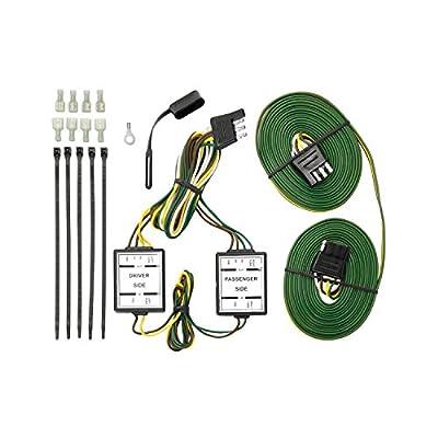 Tekonsha 118821 Taillight Isolating System with 4-Flat: Automotive