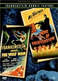 Frankenstein Meets the Wolf Man/House of Frankenstein (Universal Studios Frankenstein Double Feature)
