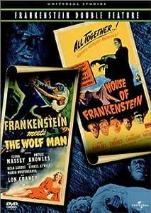 Frankenstein Meets the Wolf Man/House of Frankenstein (Universal Studios Frankenstein Double Feature)