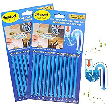 Amazon.com: Drain Cleaner Sticks and Deodorizer - Pipe