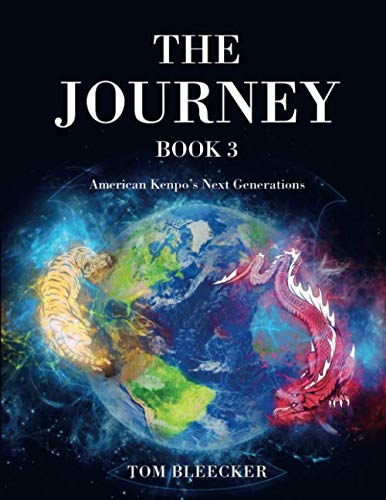 The Journey: Book 3: American Kenpo