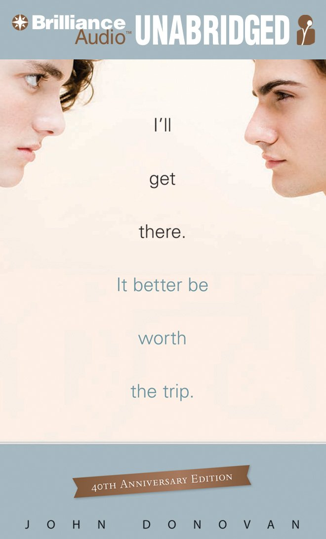 I'll Get There. It Better Be Worth the Trip. ebook