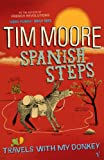 Spanish Steps by Tim Moore front cover