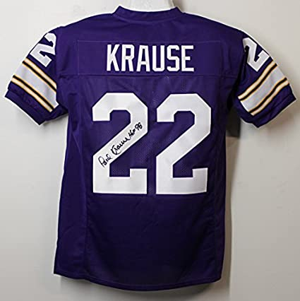 paul krause jersey
