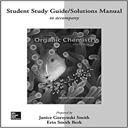Amazon study guidesolutions manual for organic chemistry study guidesolutions manual for organic chemistry 4th edition by janice gorzynski smith fandeluxe Gallery