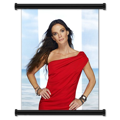 """Burn Notice TV Show Season 4 Fabric Wall Scroll Poster (16"""" X 21"""") Inches -  ScrollDepot, BurnNoticeS4-05"""