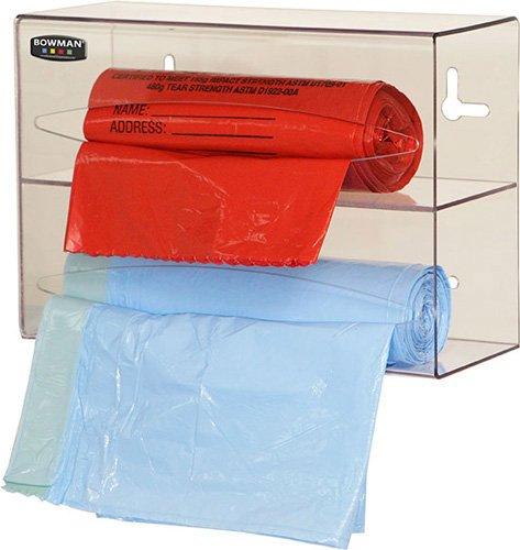 Bowman Bag Dispenser - 1