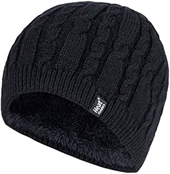 Heat Holders Alesund Cable Knit Thermal Hat Beanie