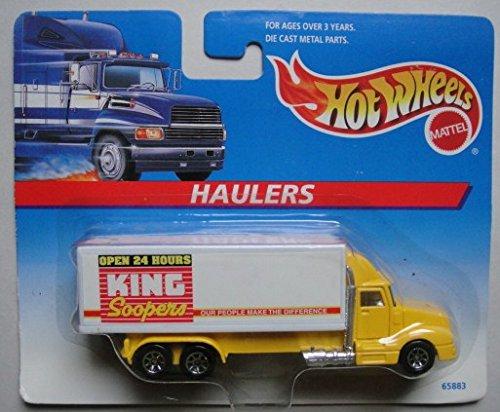 Hot Wheels Haulers Open 24 Hours King Soopers