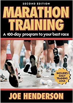 Book Marathon Training: The Proven 100-day Programme for Success