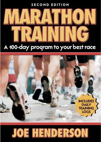 Download Marathon Training - 2nd Edition PDF