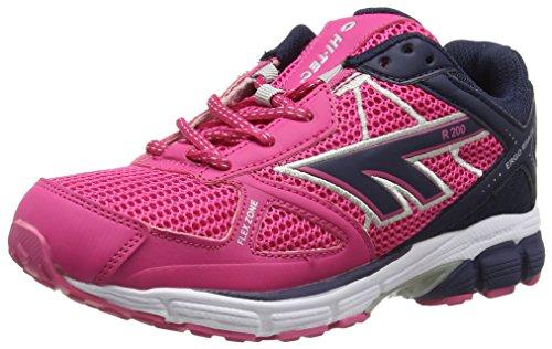 Sportive Pink Navy TecR200 Hi Pink Outdoor Scarpe Donna Rosa E6Waq8F