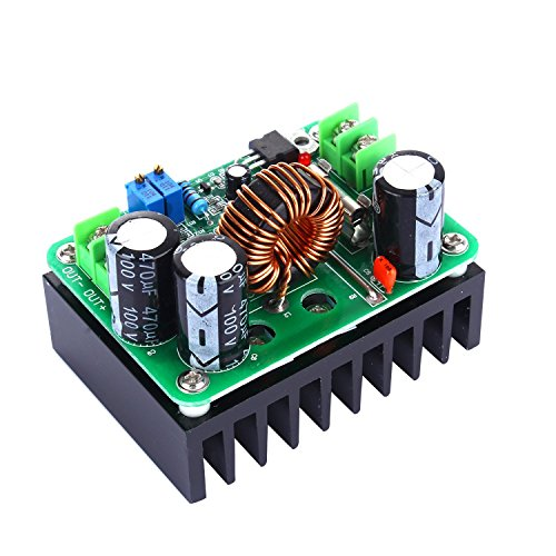 WINGONEER 600W DC 10-60V To 12-80V Step-up Module Boost Power Suppy DC Converter