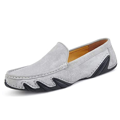 YaXuan Zapatos de Hombre Cuero/Primavera Otoño/Mocasines y Slip-Ons/Confort