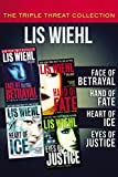 The Triple Threat Collection: Face of Betrayal, Hand of Fate, Heart of Ice, and Eyes of Justice (A Triple Threat Novel)