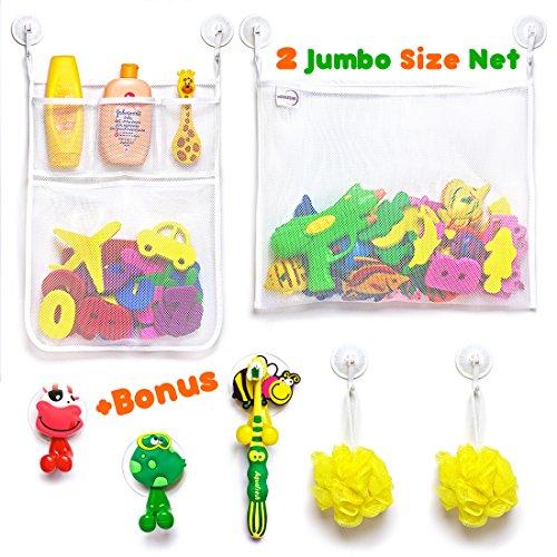 MotherStar Bath Toy Organizer Set product image