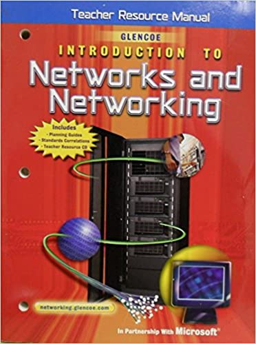 Book Introduction to Networks and Networking, Teacher Resource Manual