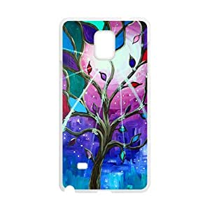 Abstract Art Tree Phone Case for Samsung Galaxy Note4
