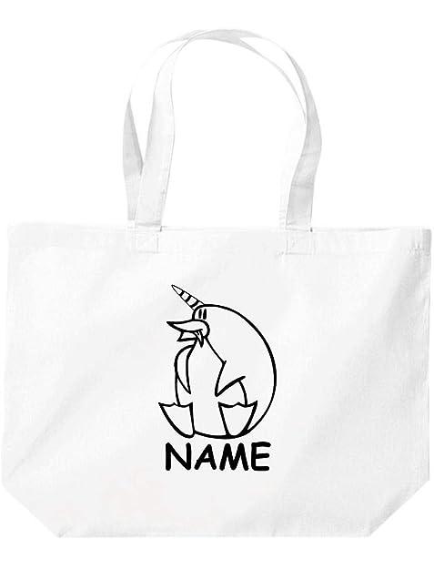 Con Grande Animali Spesa A Divertenti Shirtstown Della Borsa Nome ywN8vm0nO